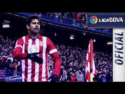 Edición limitada: Atlético de Madrid (3-0) Valencia CF - HD (видео)