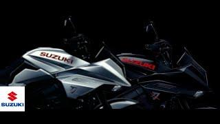 Suzuki Katana Black - Il video