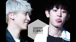 EXO Chanyeol Funny & Cute Moments