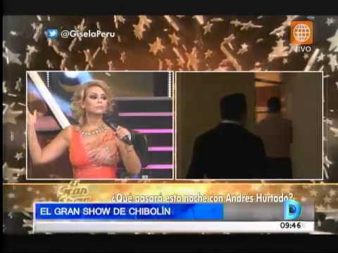 El Gran Show de 'Chibolín'