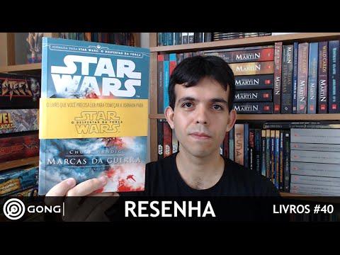 RESENHA - STAR WARS MARCAS DA GUERRA