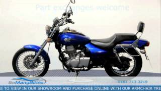 9. Kawasaki Eliminator 125 Overview | Motorcycles for Sale from SoManyBikes.com