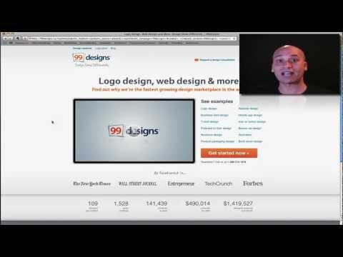 Outsource Your Graphic Design With 99 Designs
