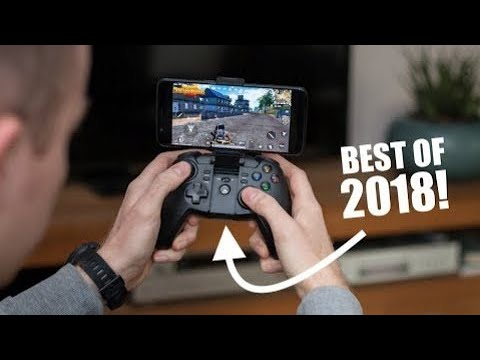 🔥 BEST WIRELESS GAME CONTROLLER Of 2018: Tronsmart Mars G02