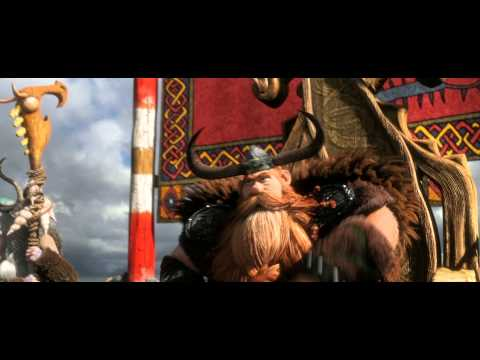 [2] - Watch the first five minutes of How to Train Your Dragon 2! Website: http://www.howtotrainyourdragon.com Facebook: http://www.facebook.com/HowToTrainYourDragon Twitter: http://twitter.com/dwanimat...