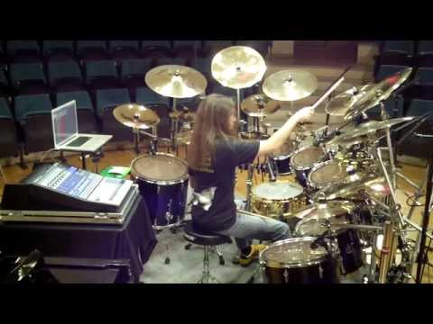 Dream Theater - The Spirit Carries On (Scenes from a Memory tribute by Panos Geo) (видео)