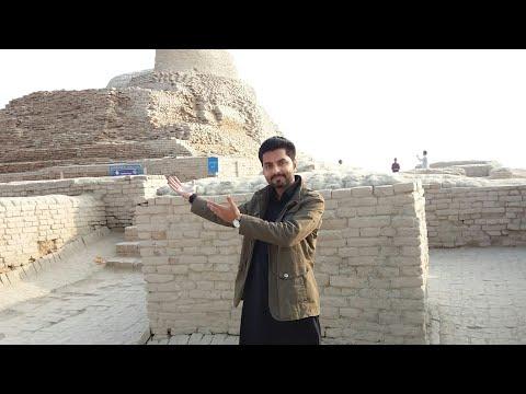 Mohenjo Daro Site & Museum near Larkana City
