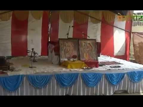 Shri mad bhagwat katha At Vidhya vihar Udaipur
