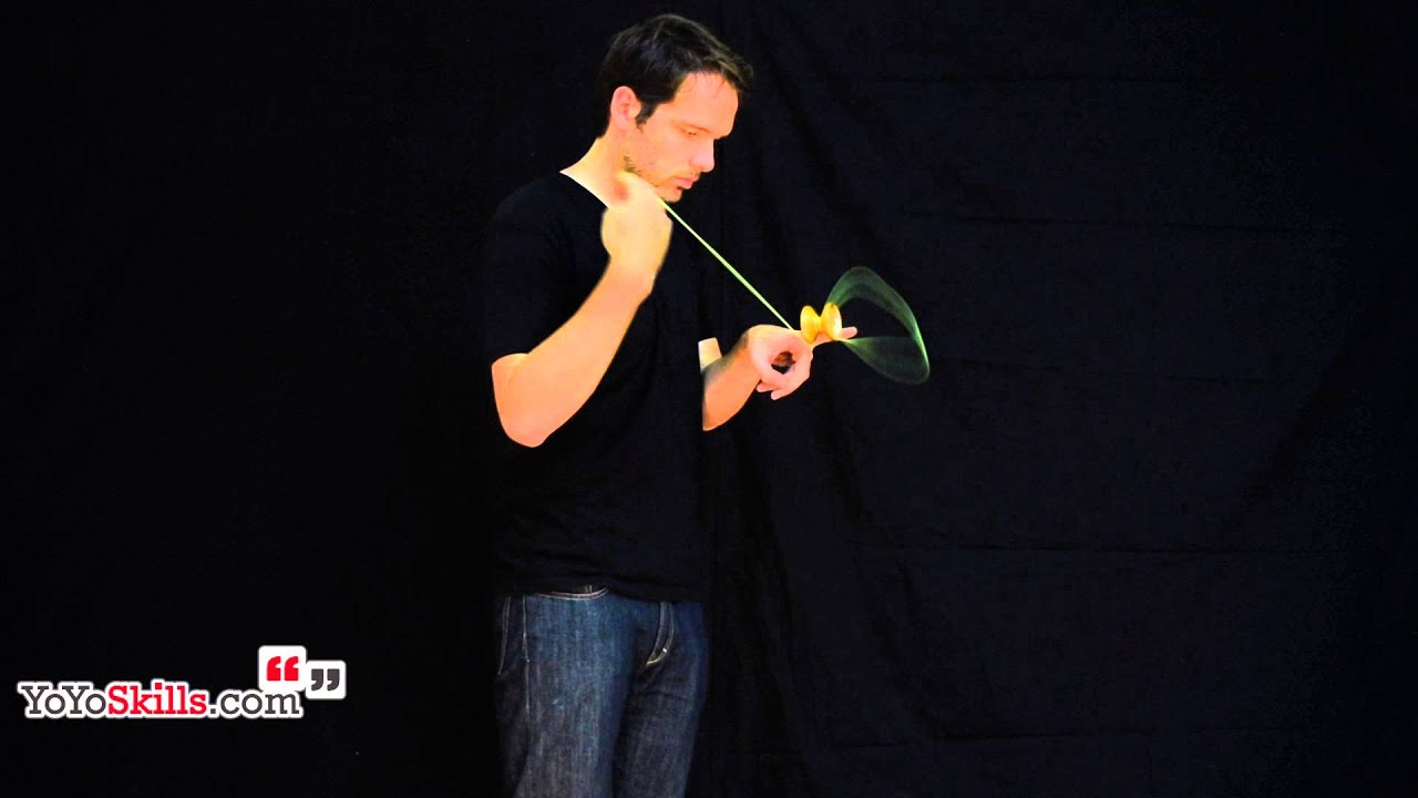 YoYoSkills Tutorials: Hidemasa Hook – Advanced Yo-Yo Trick Tutorial from Sam Green