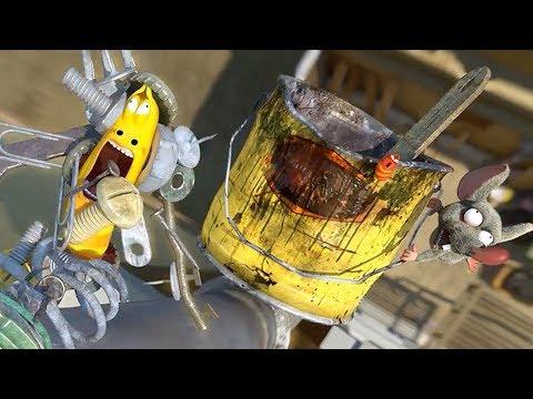 LARVA - MAGNETIC | Cartoon Movie | Cartoons For Children | Larva Cartoon | LARVA Official - Thời lượng: 40 phút.