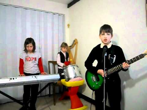 Live Music Show - Kids Playing Music