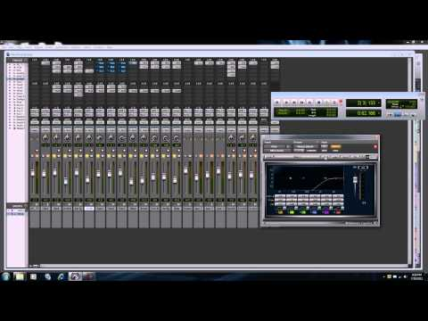 How to Mix Drums in Pro Tools