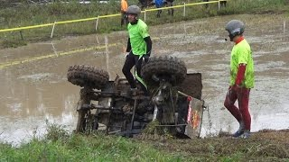 Off Road Vehicle Recovery   Car No  415   Antsumae 2016