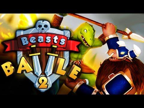 СНИ - Beasts Battle 2 - Дань Классике!