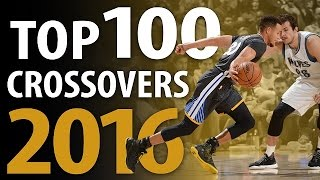 Top 100 Crossovers of 2016 by NBA