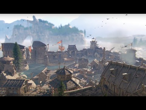 For Honor Official The Viking Village Trailer