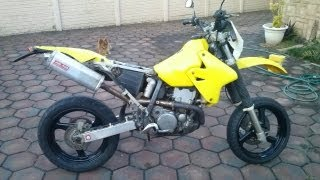 2. 2004 DRZ400E Supermoto Reveal (Before)