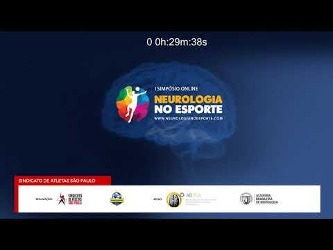 1º SIMPÓSIO ONLINE NEUROLOGIA NO ESPORTE