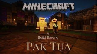 Video Pembuatan Kampung Pertama! - Build Bareng Pak Tua #1 Minecraft Indonesia MP3, 3GP, MP4, WEBM, AVI, FLV Oktober 2017
