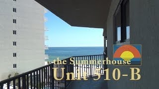Unit 510-B Summerhouse Panama City Beach Vacation Condo