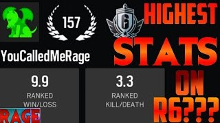 Decent Stats on Xbox - Rainbow Six Siege Montage