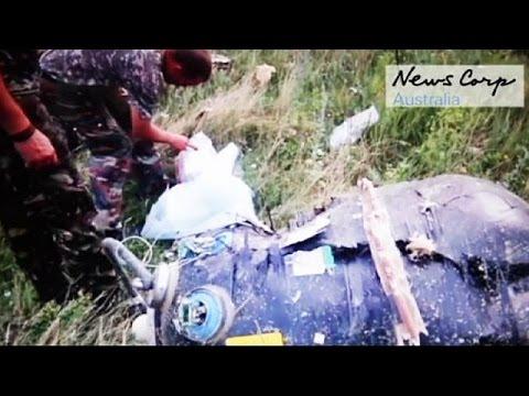 Ουκρανία: Αποκαλυπτικό βίντεο μετά την πτώση του Μαλαισιανού αεροσκάφους MH17