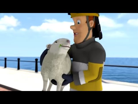 Fireman Sam US full Episodes   Rescuing Farm Animals   Compilation 🔥Kids Movies