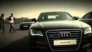 Нереально красивая реклама Audi.