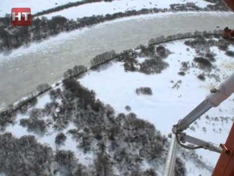 В Новгородской области  зоне подтопления этой весной могут оказаться 12 населенных пунктов в шести районах области