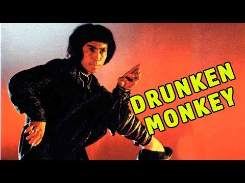 Wu Tang Collection - Drunken Monkey -ENGLISH Subtitled