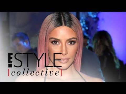 How to Color Your Hair Like Kim Kardashian | E! Style Collective | E! News