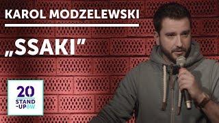 Skecz, kabaret = Karol Modzelewski - Ssaki