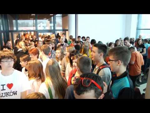 Podczas nagrania spotu XXI Finału WOŚP w ATM Studio w Warszawie (видео)