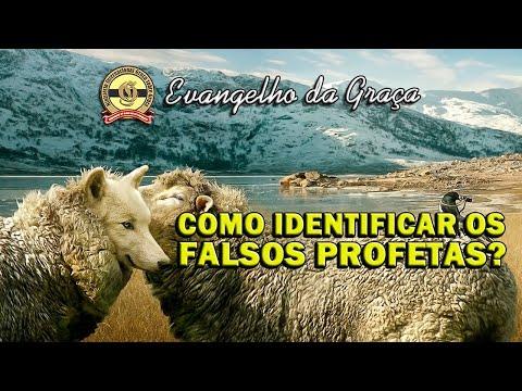 COMO IDENTIFICAR OS FALSOS PROFETAS?
