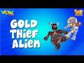 Gold Thief Alien - Vir: The Robot Boy - Kid's animation cartoon series