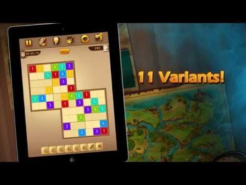 Video of Sudoku Quest - Brain Teasers