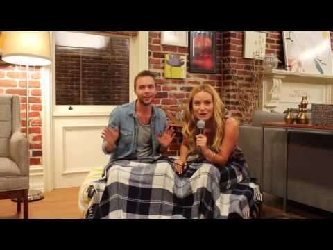 WEIRD LONERS Becki Newton Interview Take 1