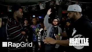 iBattle Worldwide | Danja Zone vs. M. Ciddy