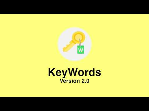 [Version 2.0] KeyWords  - Extension of the browser for copying keywords from the Shutterstock