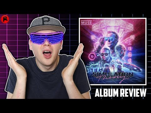 MUSE - SIMULATION THEORY | ALBUM REVIEW