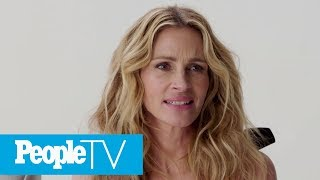 Julia Roberts On The 'Pick Me' Scene In 'My Best Friend's Wedding' | PeopleTV | Entertainment Weekly