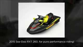 9. 2015 Sea-Doo RXT 260
