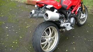 8. 2009 Ducati Monster 1100
