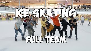 Video MAIN ICE SKATING FULL TEAM. RUSUH BANGET AMPUUUNNNN... MP3, 3GP, MP4, WEBM, AVI, FLV April 2019
