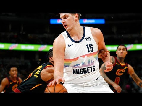 Nikola Jokic 6th Triple Double of Season vs Cavs! 2018-19 NBA Season