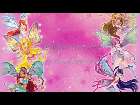 Winx Club - Siamo Believix (Lyrics)