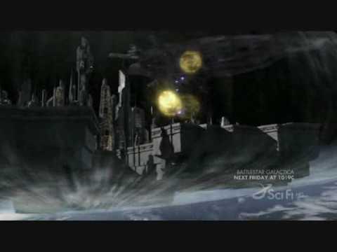 Stargate Atlantis Ending