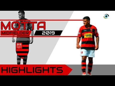 Motta - Meia-Atacante/Attacking Midfielder - Flamengo-SP - 2019