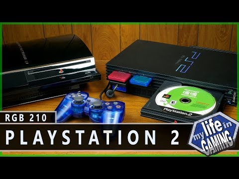 Sony PlayStation 2 :: RGB210 / MY LIFE IN GAMING