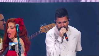 Mon Laferte y Juanes - Amarrame (en vivo)